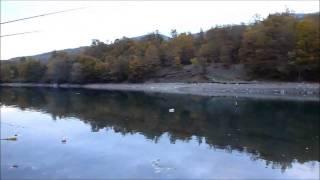 Ribolov na Bojnik  Globocicko ezero 2012
