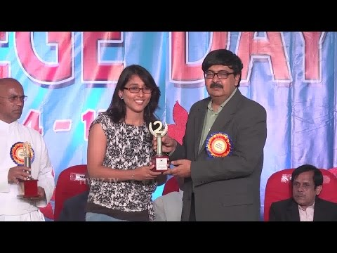 The Prize Distribution Ceremony At Loyola College 38th Annual Day - Hybiz.tv