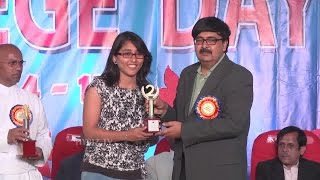 the prize distribution ceremony at loyola college 38th annual day hybiz tv