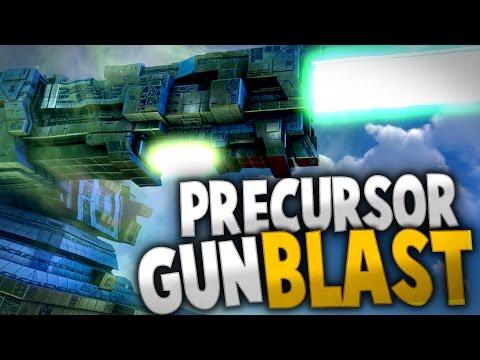 Subnautica - FIRING THE PRECURSOR GUN | Subnautica Early Access Gameplay