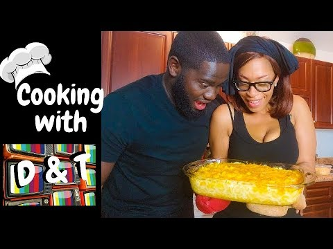 COOKING WITH D&T| SOUL FOOD EDITION