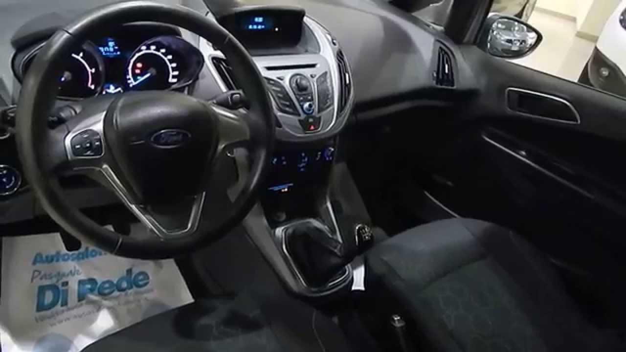 Ford B Max 1 6 Tdci 95cv Plus Anno 2014 Semestrale