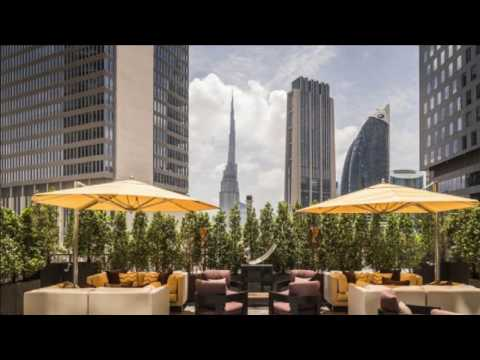 Four Seasons Hotel Dubai International Financial Centre ***** - Dubai, United Arab Emirates
