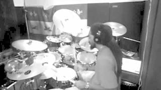 "Drum Cover : ""Secret Hideaway"" By Tessanne Chin (HQ)"