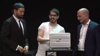 SIRIN LABS INTRODUCES SOLARIN - PRESS PARTY