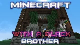 Minecraft With A Black Brother - New Beginning and I Lost Pluto - Episode 7 Thumbnail