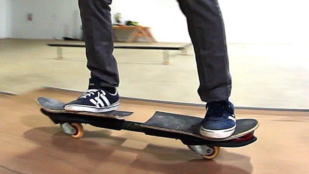 The Ripstik Skateboard Hack Youtube
