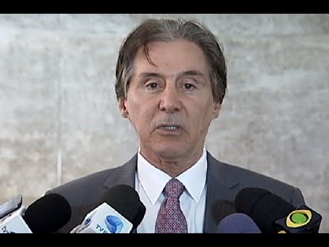 Sistema Único de Segurança Pública vai ganhar urgência em Plenário, anuncia Eunício