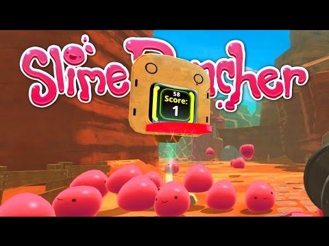 Slime Rancher - Slime Ball Hoop And Gordo Popping! - Let's Play Slime Rancher Gameplay
