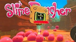 Slime Rancher - Slime Ball Hoop and Gordo Popping! - Let