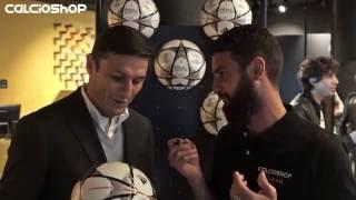 Opening Party a Calcioshop Milano: Javier Zanetti!