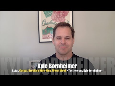 Casual acting and more with Kyle Bornheimer!