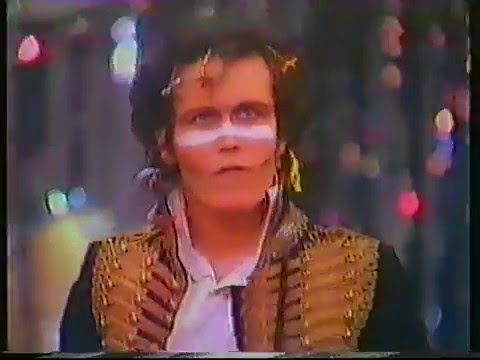 Adam & The Ants - Royal Variety Performance 1981