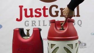 Композитные газовые баллоны Ragasco/Rugasco