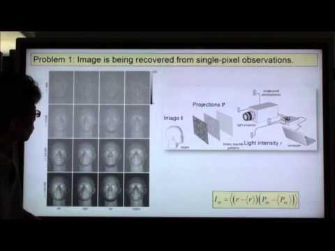 文献紹介 Sun et al. (2013) 単一ピクセルイメージング