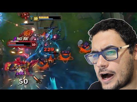 CORRENDO ATRAS DA MAESTRIA 7 DE NAMI - League of Legends