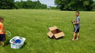 BergerBros All Sports Golf Battle (dude perfect)