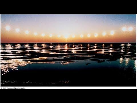 Terra piatta, lo prova il sole della mezzanotte artico