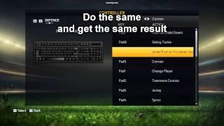 FIFA 15 key problem
