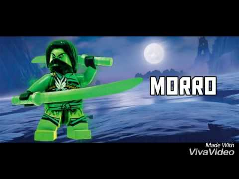 LEGO Ninjago Meet All Ghosts