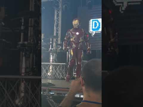 Daunia Comics 2018 Gara Cosplay - Iron Man
