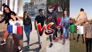 جزائريــون ضد الأجـانب على تيك توك جزء #15 🌏ــعالمي les algériens vs les européens tik tok