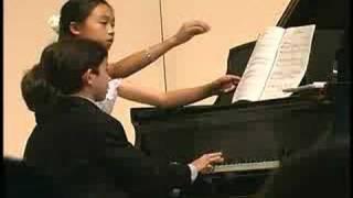 B.Gottesman/E.Murphy Piano Duet - Eine Kleine- Mozart