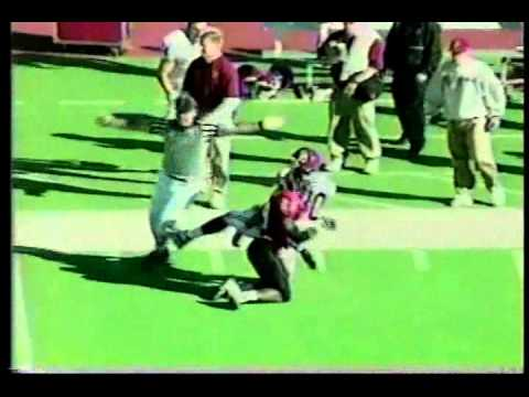 1997 Oklahoma 32 Texas Tech 21 Highlights