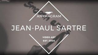 Ankhagram - Jean-Paul Sartre