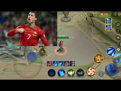 Troll_game|Cầm valhein số 7 thần sầu chat tao là Ronaldo