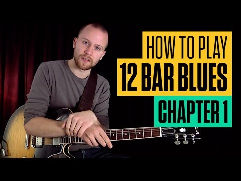 Learn 12 Bar Blues for Super Absolute Beginner Guitar Lessons | Blues Guitar Lesson | Guitar Tricks