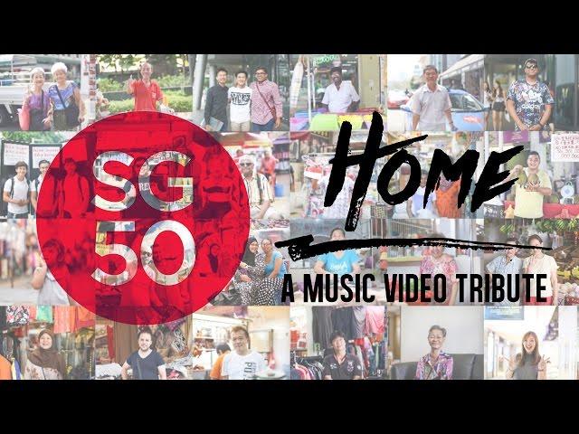 Everyday Singaporeans Sing