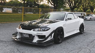 He gave me his S15!