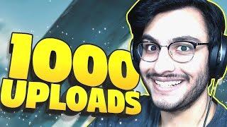 1000 UPLOADS ON THE RAWKNEE GAMES! | PUBG MOBILE SEASON 11 | RAWKNEE