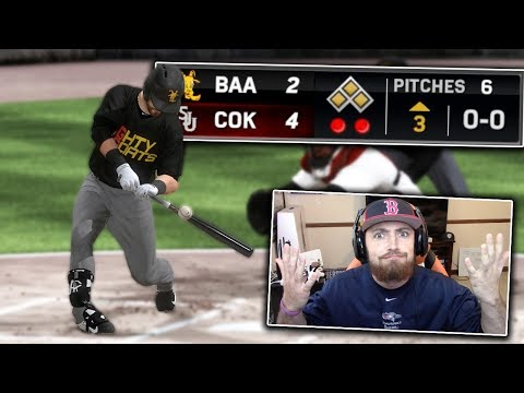 Did He Finish The Greatest Comeback Ever?! MLB The Show 17 | Battle Royale