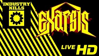 EXARSIS live with TANKARD 8ball part1