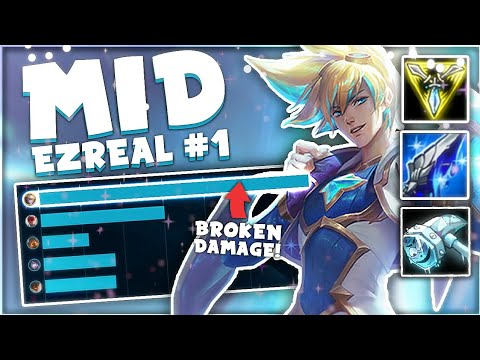 Is Ezreal The Best MID LANER In League!? 🤔 | Voyboy