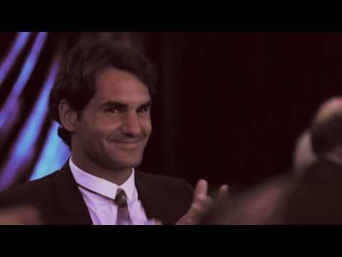 Federer vs Laver in verse - Brisbane International 2014