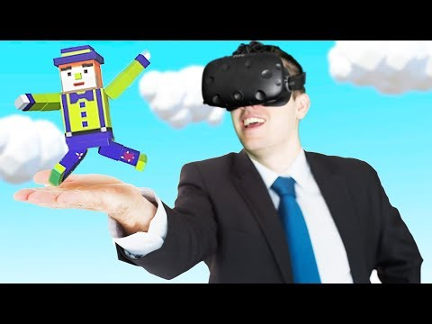 Build and Create Virtual Reality Towns! - Tiny Town VR Gameplay - VR HTC Vive