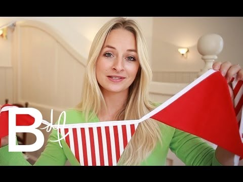 How To: Make Your Own Bunting!