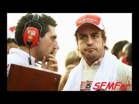 Fernando Alonso Team Radios in Abu Dhabi 2010