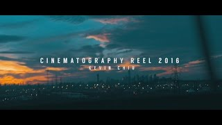 Cinematography Reel 2016 Kevin Chiu