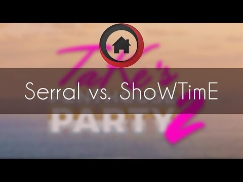 Serral vs. ShoWTimE - ZvP - TaKeTV's Penthouse Party 2 Day#4