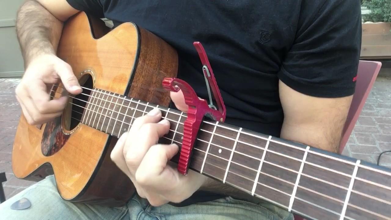Girls Just Wanna Have Fun (Cyndi Lauper)- Live Fingerstyle Guitar