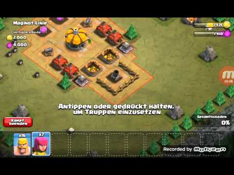 Clash of Clans kobold Missions Level 9#