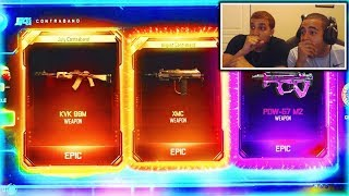 Twin Brother opens 3 dlc weapons in 1 supply drop...