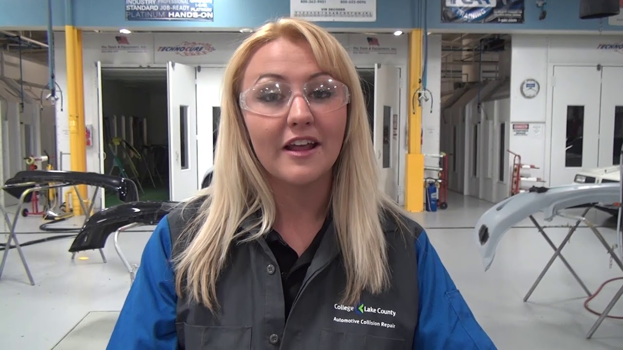 Automotive Collision Repair College Of Lake County