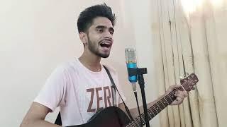 Bekhayali -Kabir Singh-Arijit Singh-Guitar Cover-Nitin Sharma