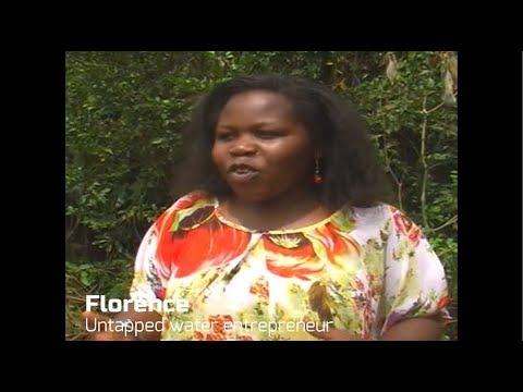 Meet Florence (1) - Untapped water entrepreneur