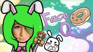 ✿ الوجه Q التطبيق - إنشاء Kawaii ✿